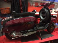 LAMBRETTA GP 200  NOW SOLD
